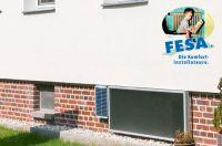 Zu hohe Luftfeuchtigkeit im Keller? FESA – Die Komfortinstallateure® empfehlen Solarluftkollektoranlagen