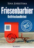 """Der Bestseller """"Friesenbarbier"""" von Sina Jorritsma ist eins der meistverkauften E-Books in Deutschland!"""