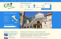 Ferienhäuser und Fewos an der Amalfiküste mieten