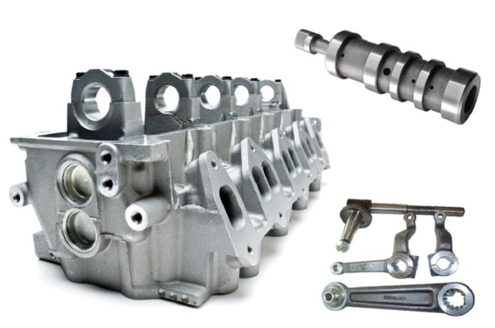 Automotive Parts Aluminium Die Casting