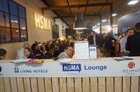 Seit über zehn Jahren für die Hotelbranche: HSMA Lounge auf der ITB