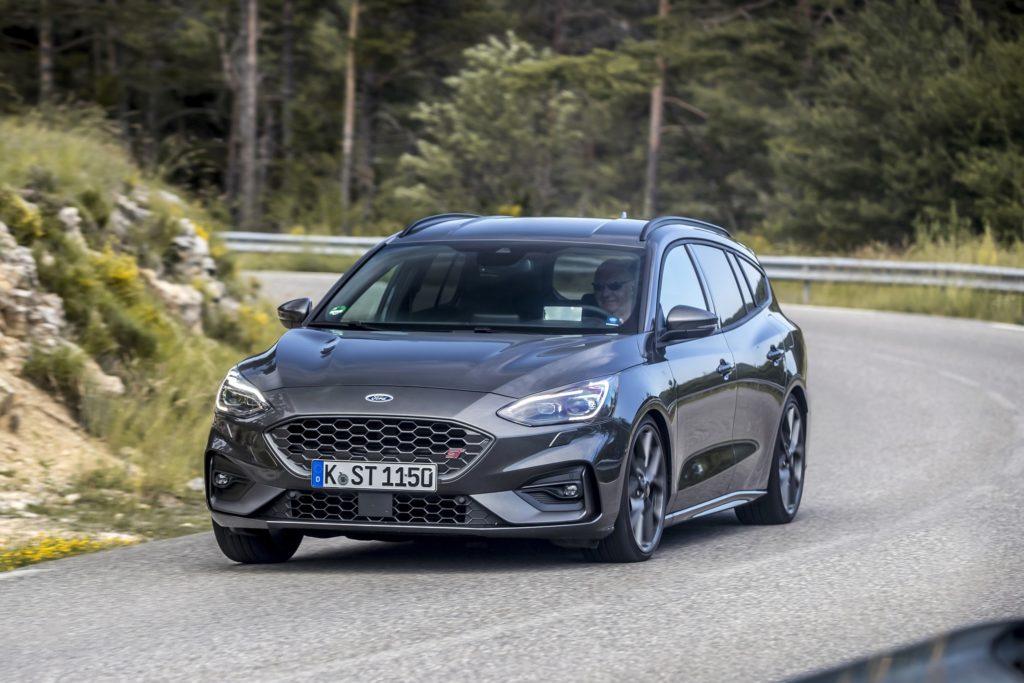 Die N 304 in Portugal: Unterwegs im Ford Focus ST auf einer der schönsten Straßen Europa's