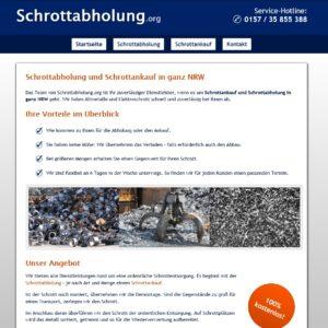 Schrottabholung Düsseldorf