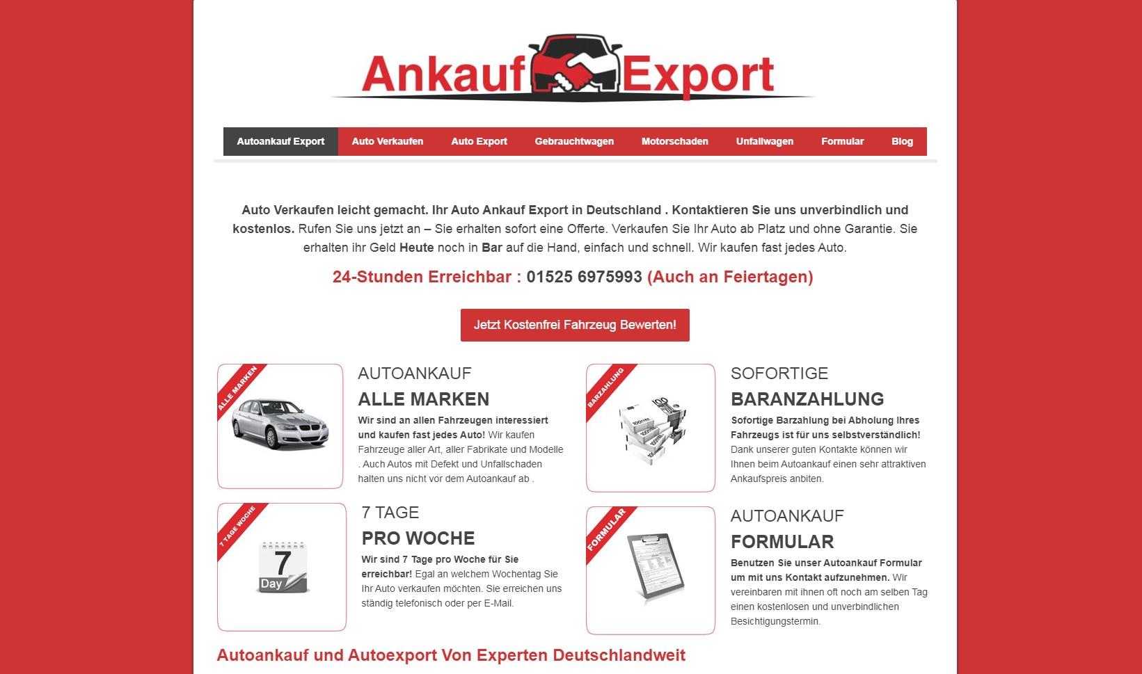 Autoankauf Mannheim