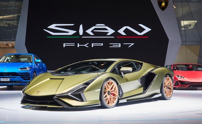 Der schnellste Lamborghini aller Zeiten