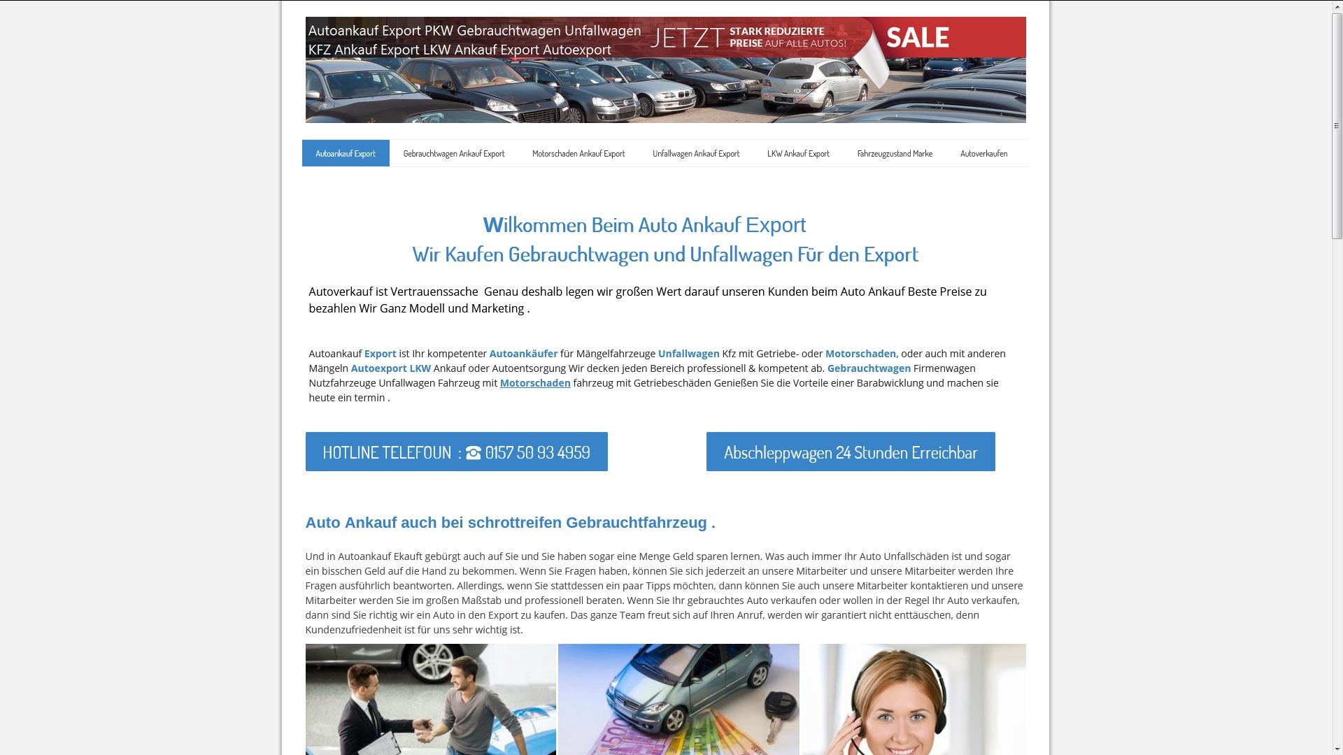 KFZ-Ankauf-Export Bamberg