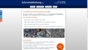 schrottabholung bochum fachgerechte schrottentsorgung im ruhrgebiet 300x169 - Profil