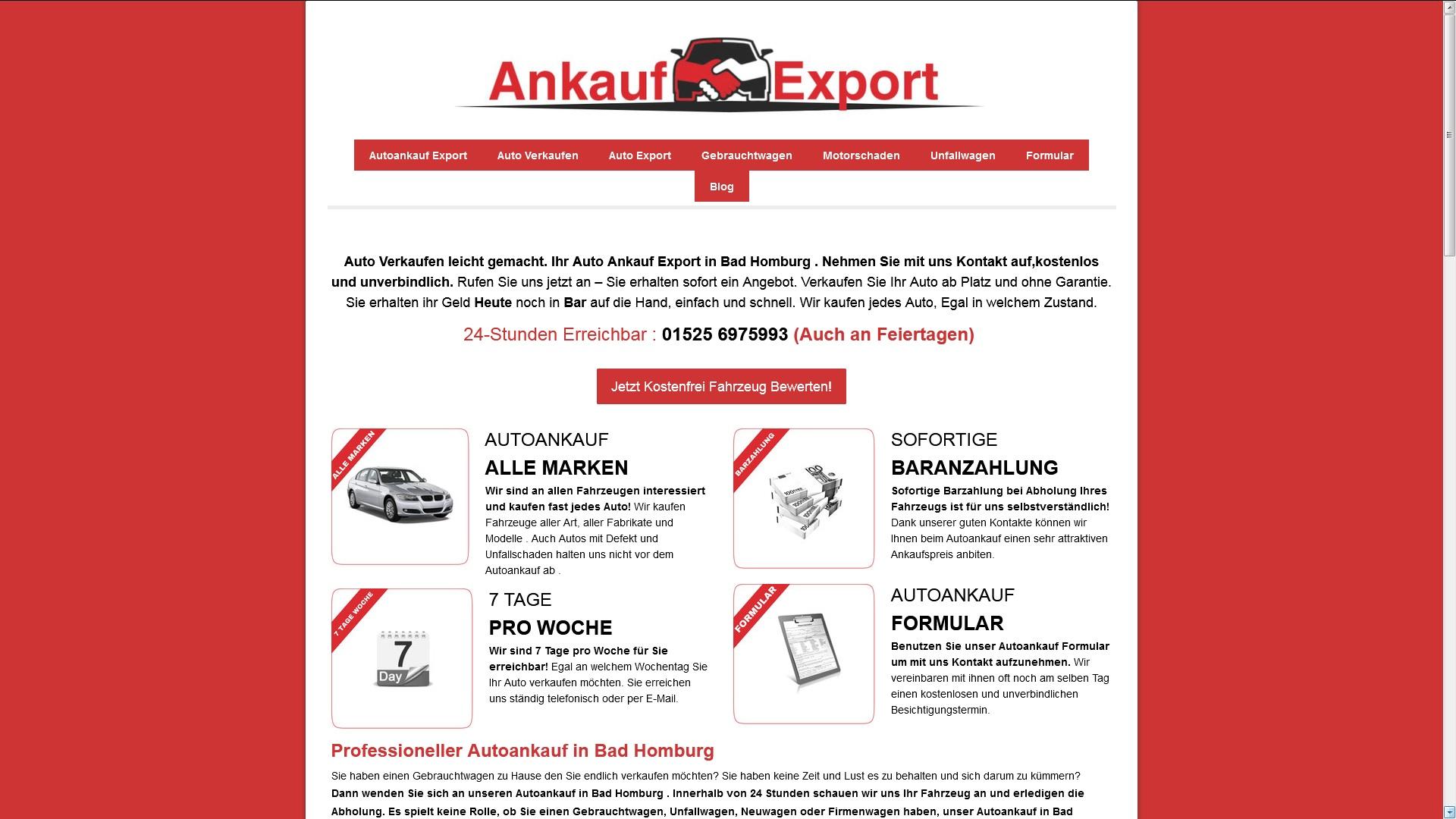 Autoanakuf Hamburg