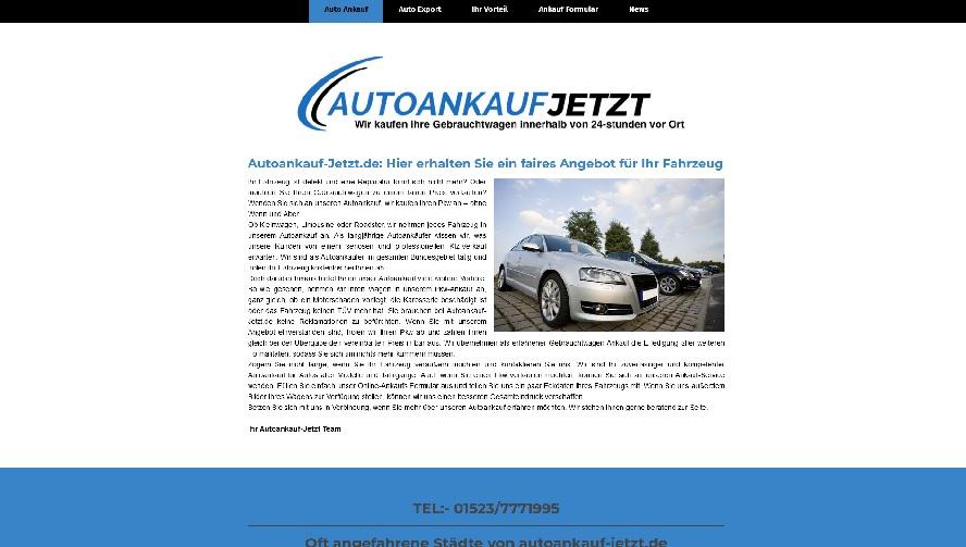 Autoankauf Soest
