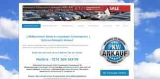 Autoankauf heilbronn kauft Unfallfahrzeuge