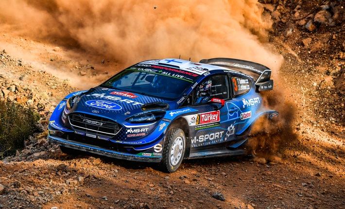 saisonrueckblick m sport ford feierte 2019 mit dem ford fiesta wrc und ford fiesta r5 erfolge in der rallye wm - Saisonrückblick: M-Sport Ford feierte 2019 mit dem Ford Fiesta WRC und Ford Fiesta R5 Erfolge in der Rallye-WM