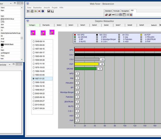 Web Fever Screenshot