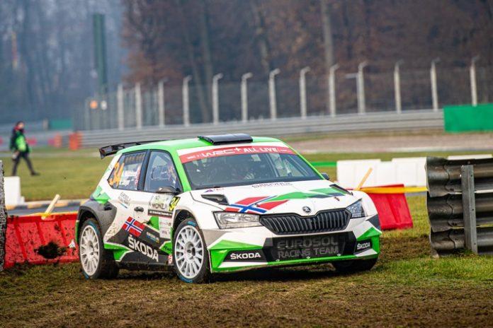image 1 106 696x464 - In einer schwierigen Rallye-Saison 2020 feiern SKODA Kundenteams erneut weltweit Erfolge
