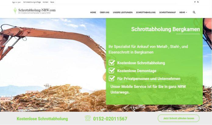 image 1 196 696x409 - Wir bieten Kostenlose Schrottabholung für private und gewerbliche Kunden in Bergkamen und Umgebung