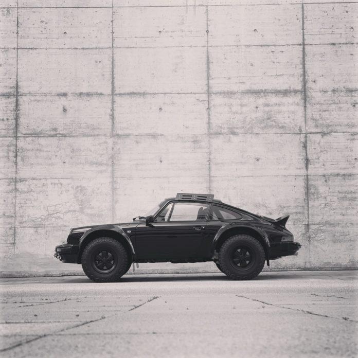 image 1 61 696x696 - Porsche 911 Syberia RS: Egal ob Kiesgrube oder Vernissage