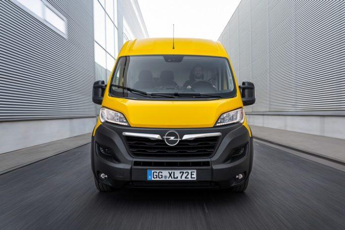 Opel 515610 696x464 - Große Klasse groß in Form: Neuer Opel Movano und Movano-e
