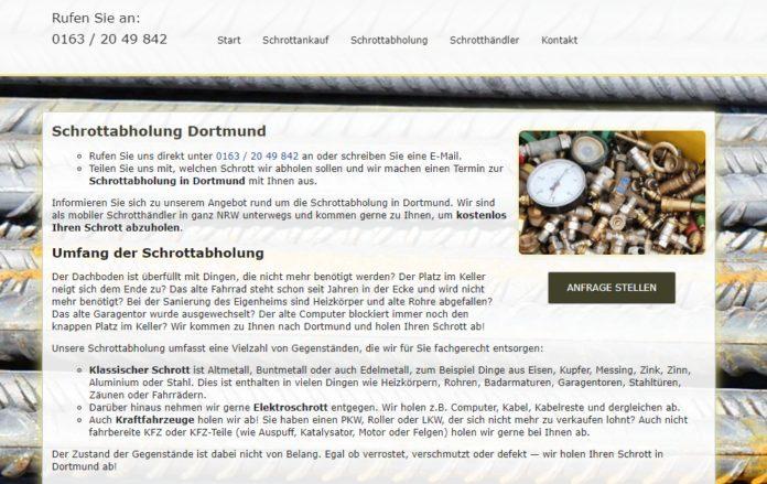 image 1 154 696x439 - Schrottabholung Dortmund holt Ihren Schrott, uuverlässig, schnell, unkompliziert ab