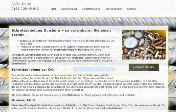 image 1 182 696x443 - Kostenlose Schrottabholung in Duisburg zum Wunschtermin