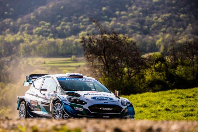 image 1 95 696x464 - Jede Menge Schotter: M-Sport Ford startet bei der Rallye Portugal mit einem Großaufgebot an Nachwuchsstars