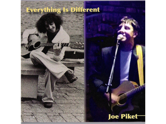 11750 ls - Long Island's Joe Piket and The Storm Release Everything is Different on Fredsson Records