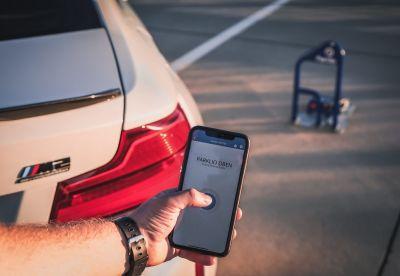 20 09 mobile app - Schneller zum freien Parkplatz