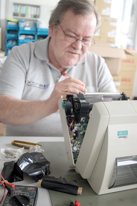 405355 - Nachhaltigkeit bei Etikettendruckern