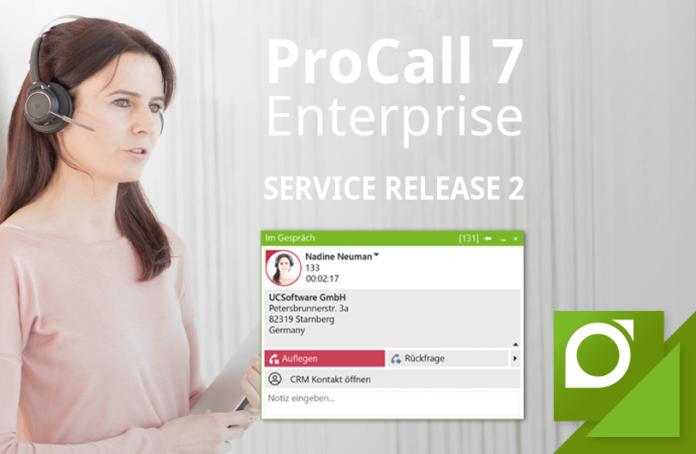 405566 696x454 - Jetzt verfügbar: Service Release 2 für UCC-Suite ProCall 7 Enterprise