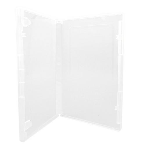 405707 - Kronenberg 24 stellt vor: Transparente Aufbewahrungsbox im DVD Format zum Selbstzusammenstellen