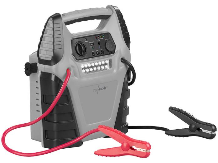 405745 696x522 - revolt 5in1-Starthilfe-Powerbank PB-145.kfz, Kompressor