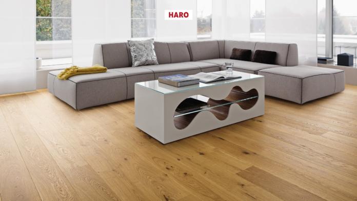 405785 696x392 - HARO 4000 Parkettboden - Parkett Qualität zum Wohlfühlen