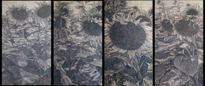 405838 696x291 - Sonnenblumen von Viktor Kovalyk