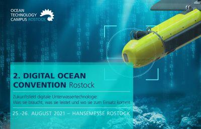 doc 20214x3de - Stelldichein der Unterwassertechnologie - 2. Digital Ocean Convention Rostock