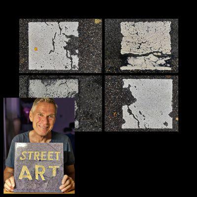 prstreetart02 - StreetArt. Das Schlagloch in der Fototasche