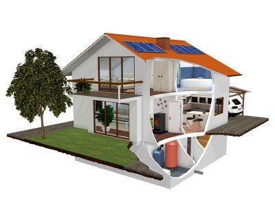 2021 08heizen mit solarstrombild ifns kiono adobestock102951405 - Institut für nachhaltige Stromnutzung (IFNS) empfiehlt Heizen mit Solarstrom: Das ist technisch möglich