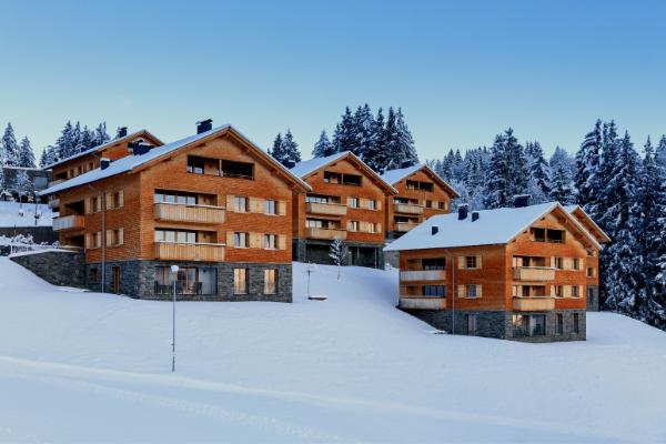 405874 - Ferienimmobilie im Winterskiort kaufen