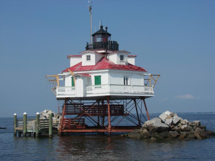 405931 696x522 - Marylands maritime Tradition: Die Leuchttürme der Chesapeake Bay