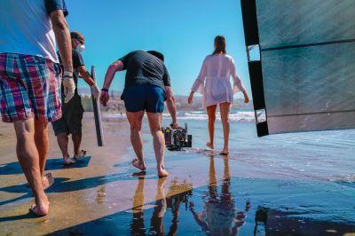 bild 4 - Werbeproduktion und Dreharbeiten aus der Ferne - Kanaren etablieren sich als Zielort für die Filmbranche
