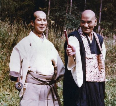 bild 5 - Zen und Budo: Gedanken von Meister Taisen Deshimaru