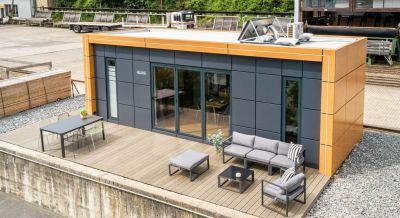 bloxs mobile boutique apartments - Big City life im BLOXS Tiny House - die Antwort auf Wohnraummangel