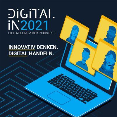 digitalinevent - Digital[IN] 2021 - Digital Forum der Industrie