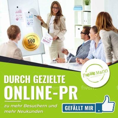 pressemann facebook ads gezielte online pr gefaellt mir - Online-PR Agentur mit neuem Facebook Auftritt