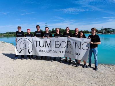 tunnel2 - LAPP sponsort TUM Boring