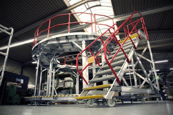 407612 696x464 - Steigtechnik-Spezialist KRAUSE lädt zur MOTEK 2021 ein