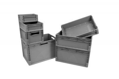 bild 54 - Durchdachte Kunststoffbehälter und -paletten für die aktuellen Intralogistik-Anforderungen