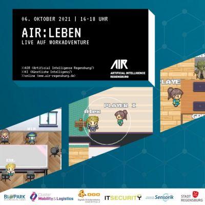 bild 55 - Diskussion erwünscht! Stellen Sie Ihre Fragen zu Cybersecurity und KI auf der AIR-Leben am 6. Oktober 2021