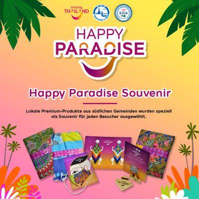 "happy paradise kampagne thailaendisches fremdenverkehrsamt phuket thailand - Großer Erfolg der ""Happy Paradise-Kampagne"" des Thailändisches Fremdenverkehrsamt"