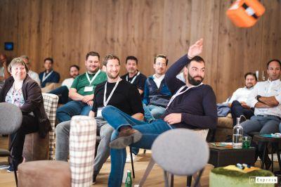 hotelcampalpsonline - Das hotelcamp ALPS ist zurück: Rund 70 Teilnehmende aus der Hotellerie trafen sich in Großarl