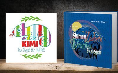 kimi bord - KIMI-Kinderbuchsiegel für Kinderbuch  aus Papierfresserchens MTM-Verlag