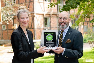 schlafenspezialonline - Auch das Bett wird nachhaltiger: Hotel-Betten-Check belohnt besonderes Engagement von Hotels