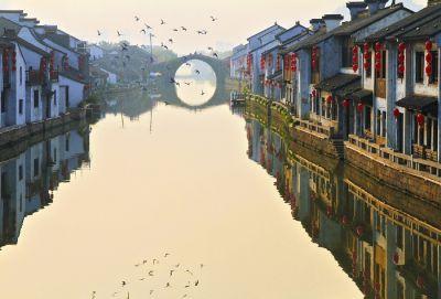 suzhou canal copyright jiangsu tourism 2 - Jiangsu Tourismus bringt deutschsprachiges Infomagazin heraus